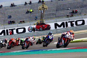 WK Superbike races Assen
