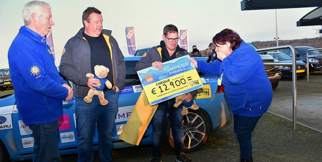 Stichting Happy Smile verrast met recorddonatie
