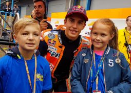 Marc Marquez Stichting Happy Smile
