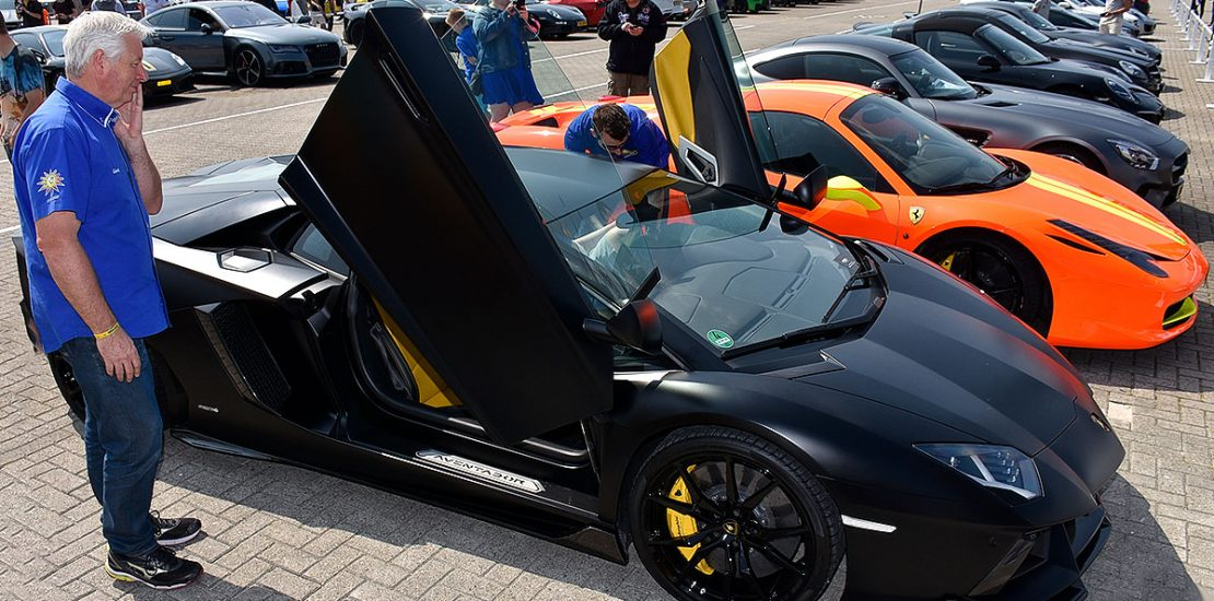 Supercar Madness in Assen