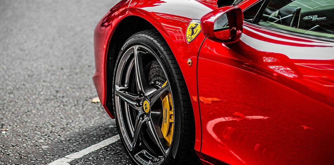Ferrari - Viva Italia Assen
