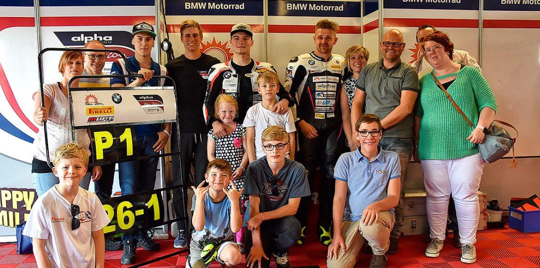 Seizoensopener Internationale Deutsche Motorradmeisterschaft Oschersleben