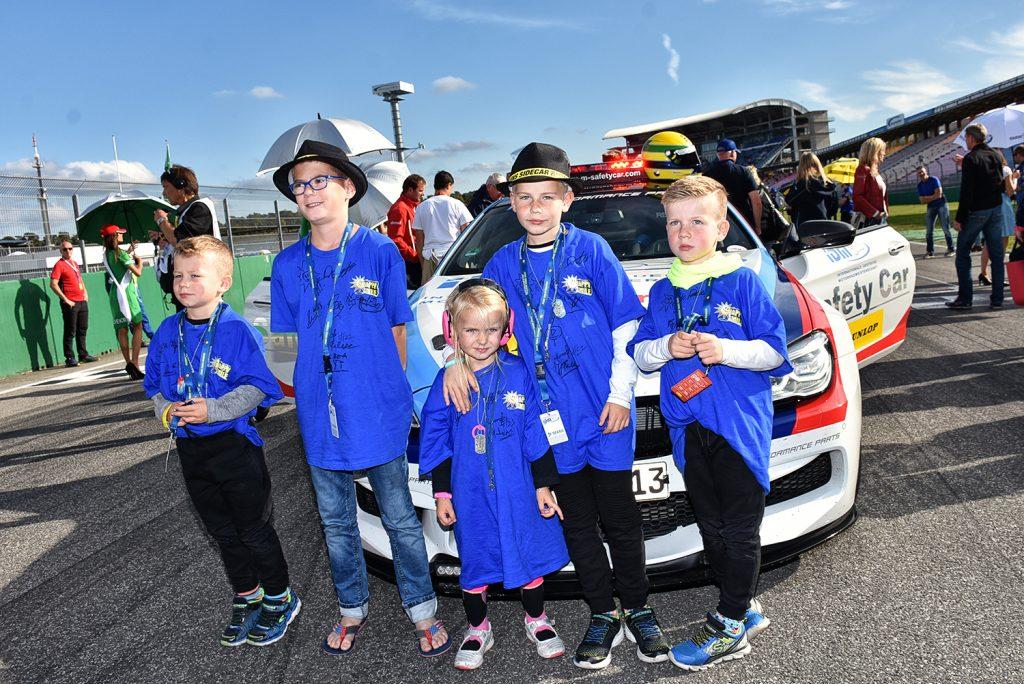 Het hele gezin mee als VIP naar het IDM in Hockenheim