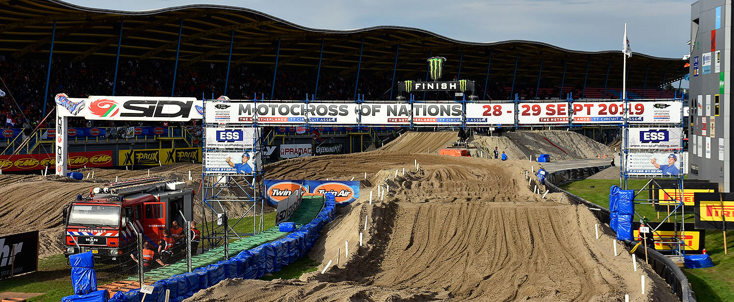 Motocross of Nations 2019 Assen