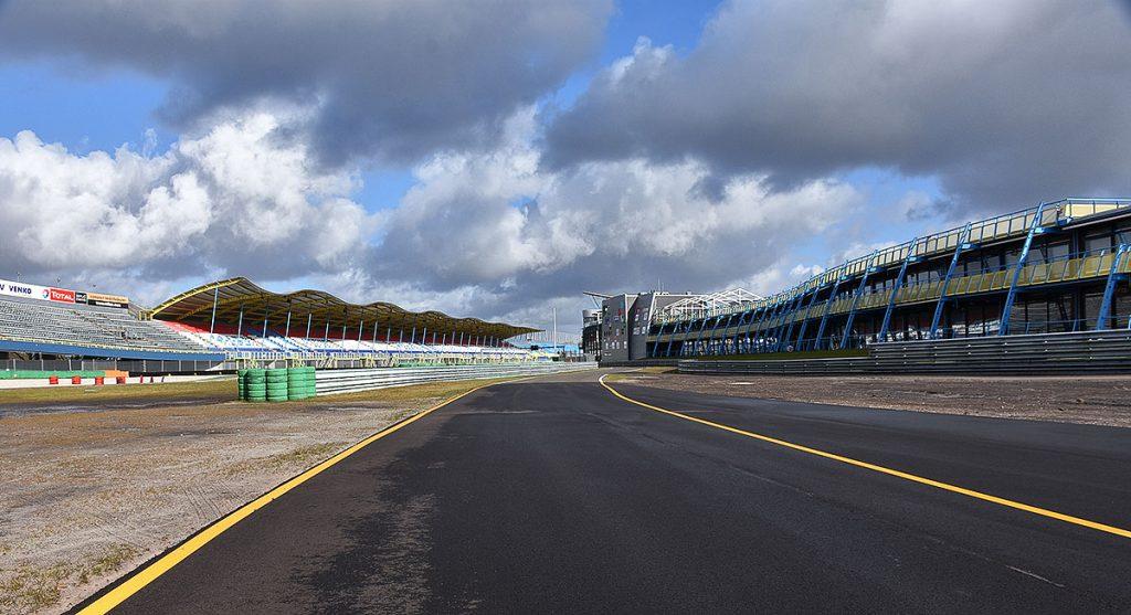 Start motorsportseizoen in zicht