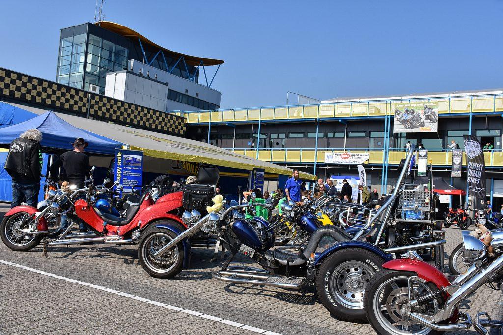 Aftrap motorsportseizoen tijdens de TT Experience Day
