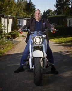 Peter Gillis | Motorliefhebber met passie